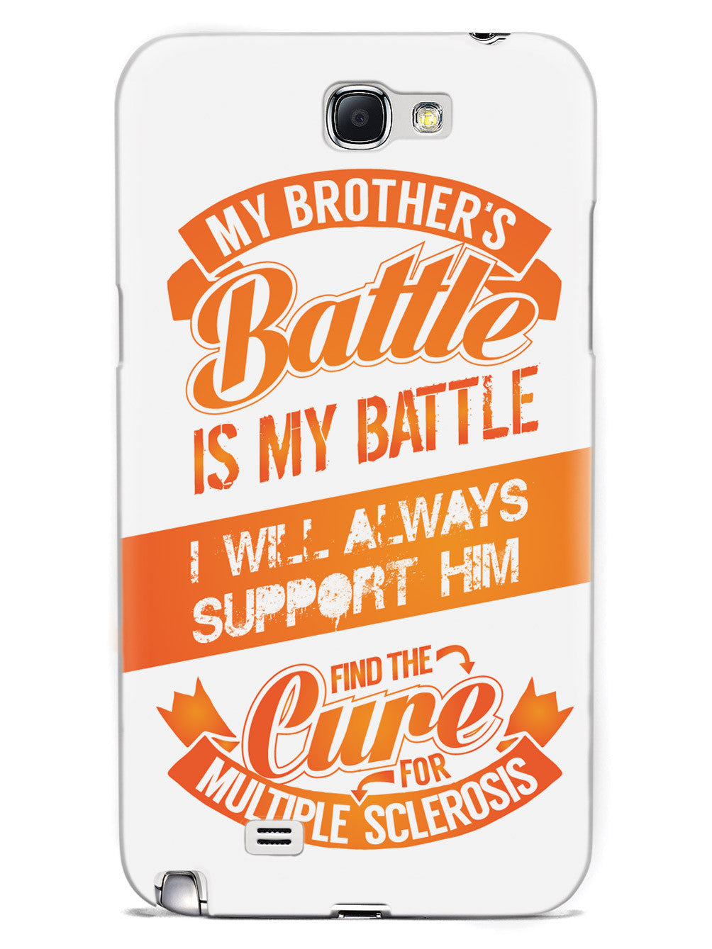 My Brother's Battle - Multiple Sclerosis Awareness/Support Case