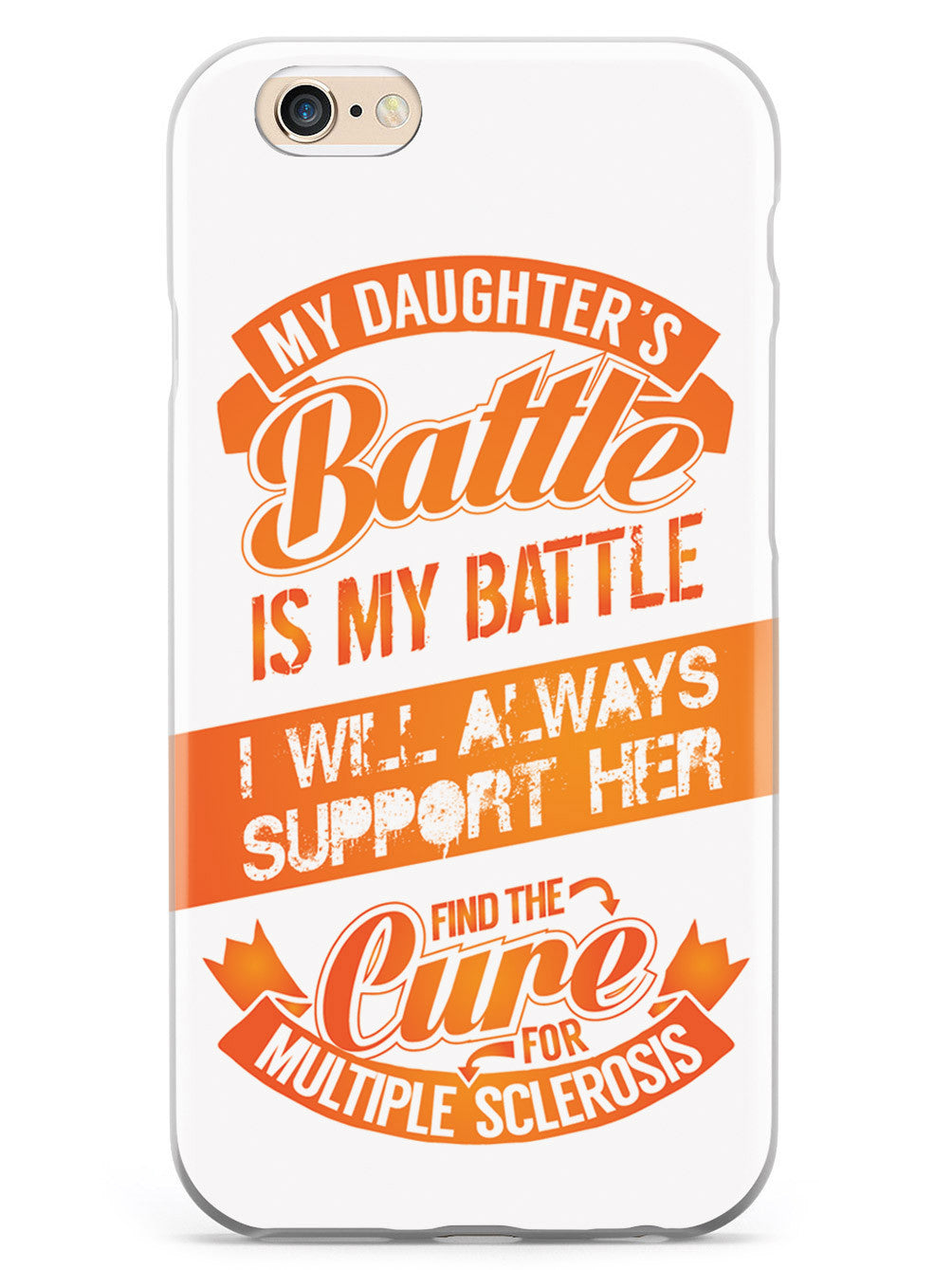 My Daughter's Battle - Multiple Sclerosis Awareness/Support Case
