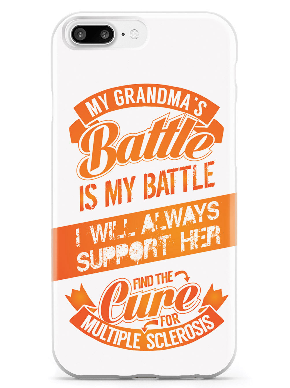 My Grandma's Battle - Multiple Sclerosis Awareness/Support Case