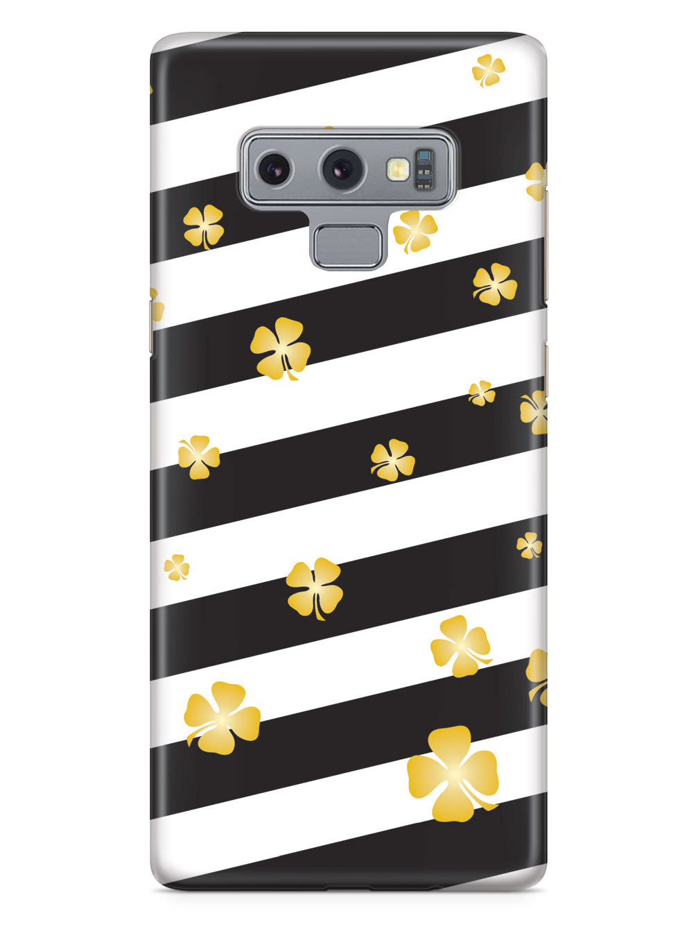 Striped Clover Pattern - Lucky St. Patrick's Day Case