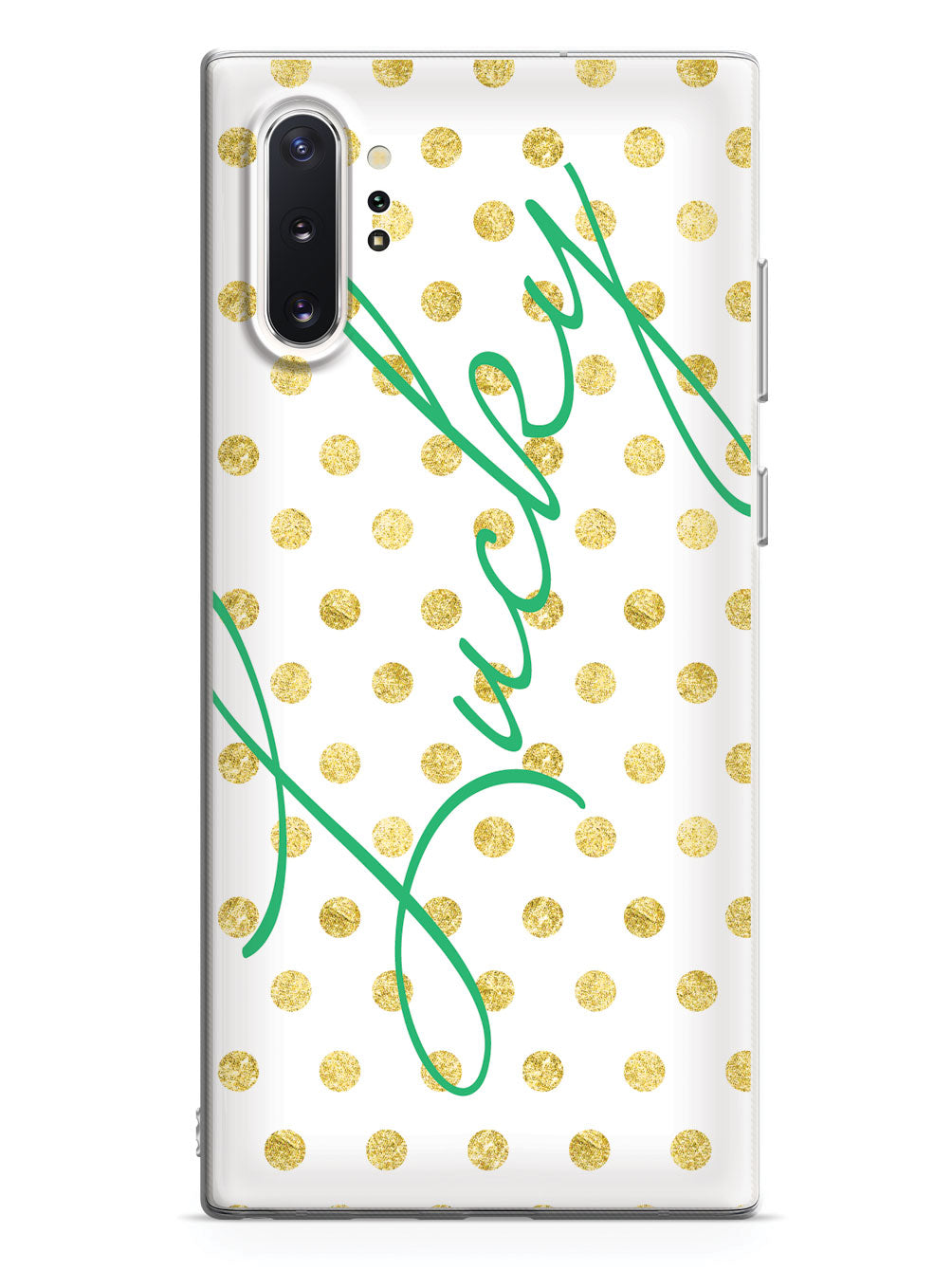 Lucky Irish Polka Dot Case