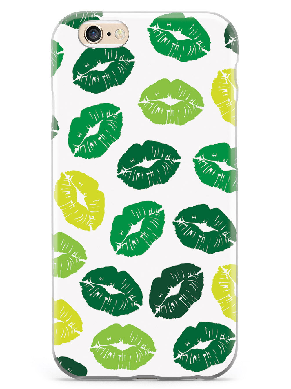 Lip Print Pattern - Irish Edition Case
