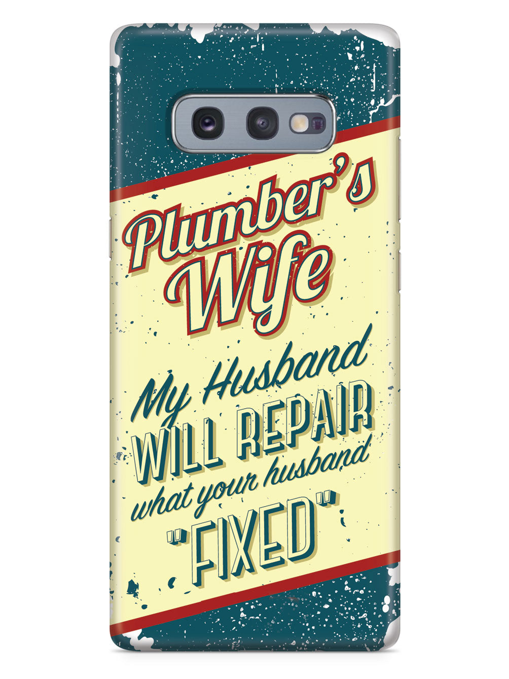 Plumber's Wife Case