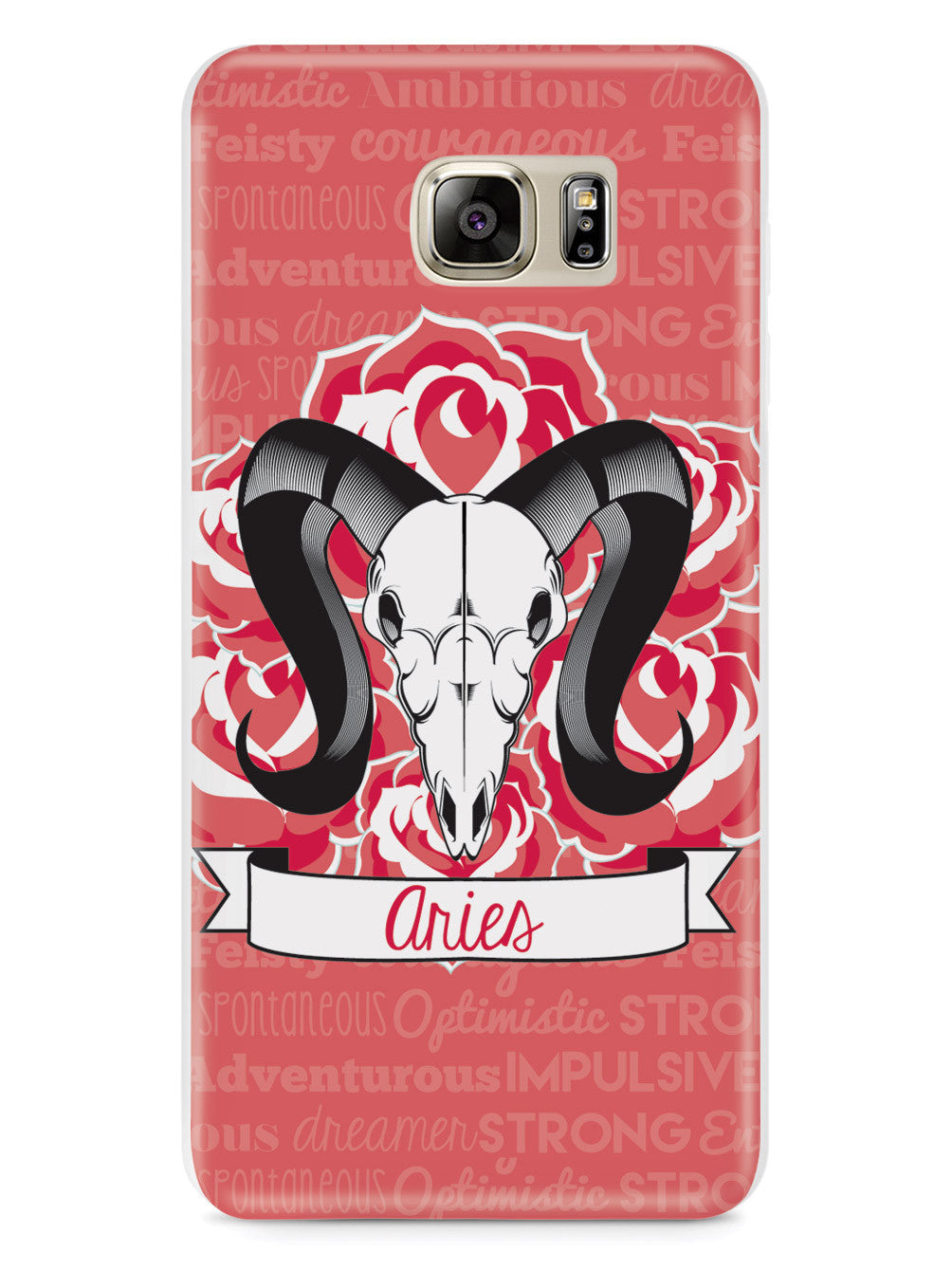 Zodiac Sign - Aries Case