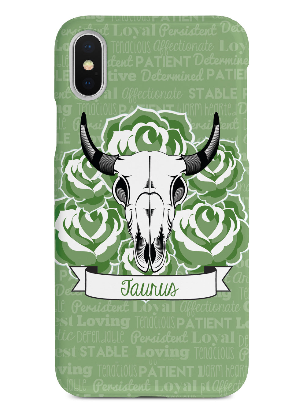 Zodiac Sign - Taurus Case