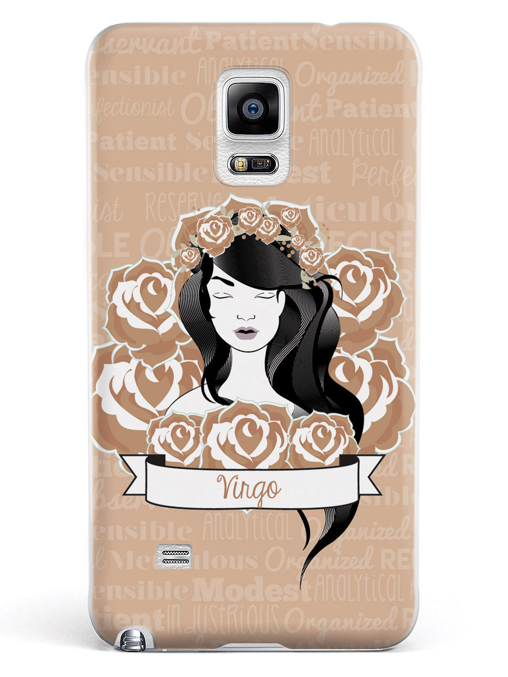 Zodiac Sign - Virgo Case