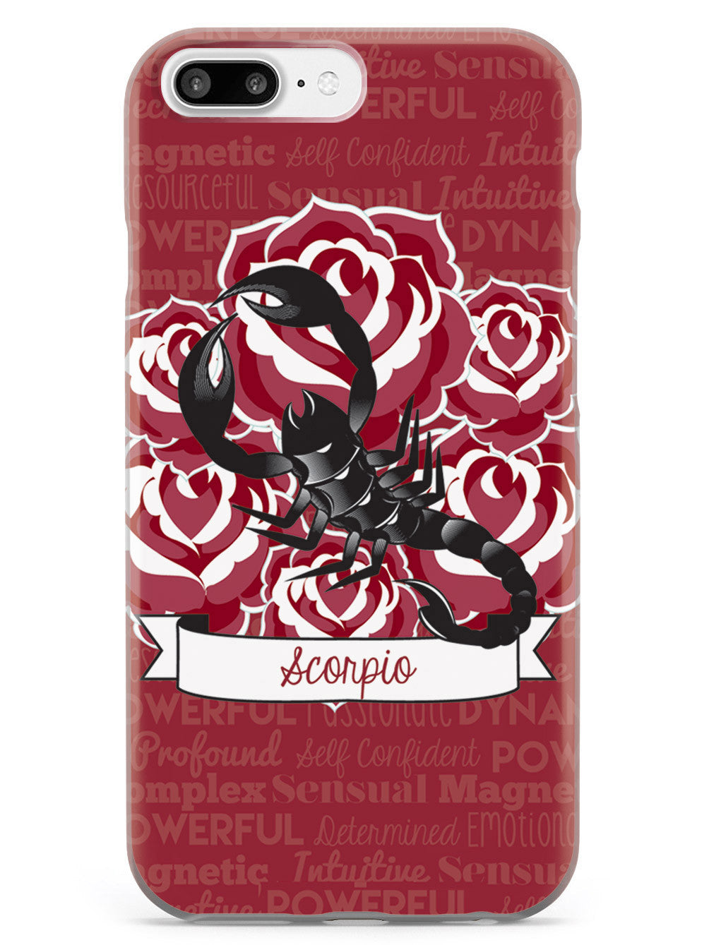 Zodiac Sign - Scorpio Case