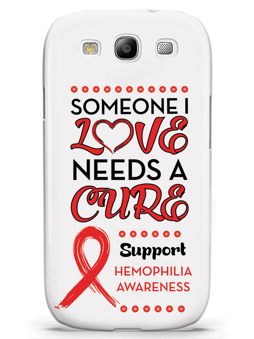 Someone I Love - Hemophilia Awareness Case