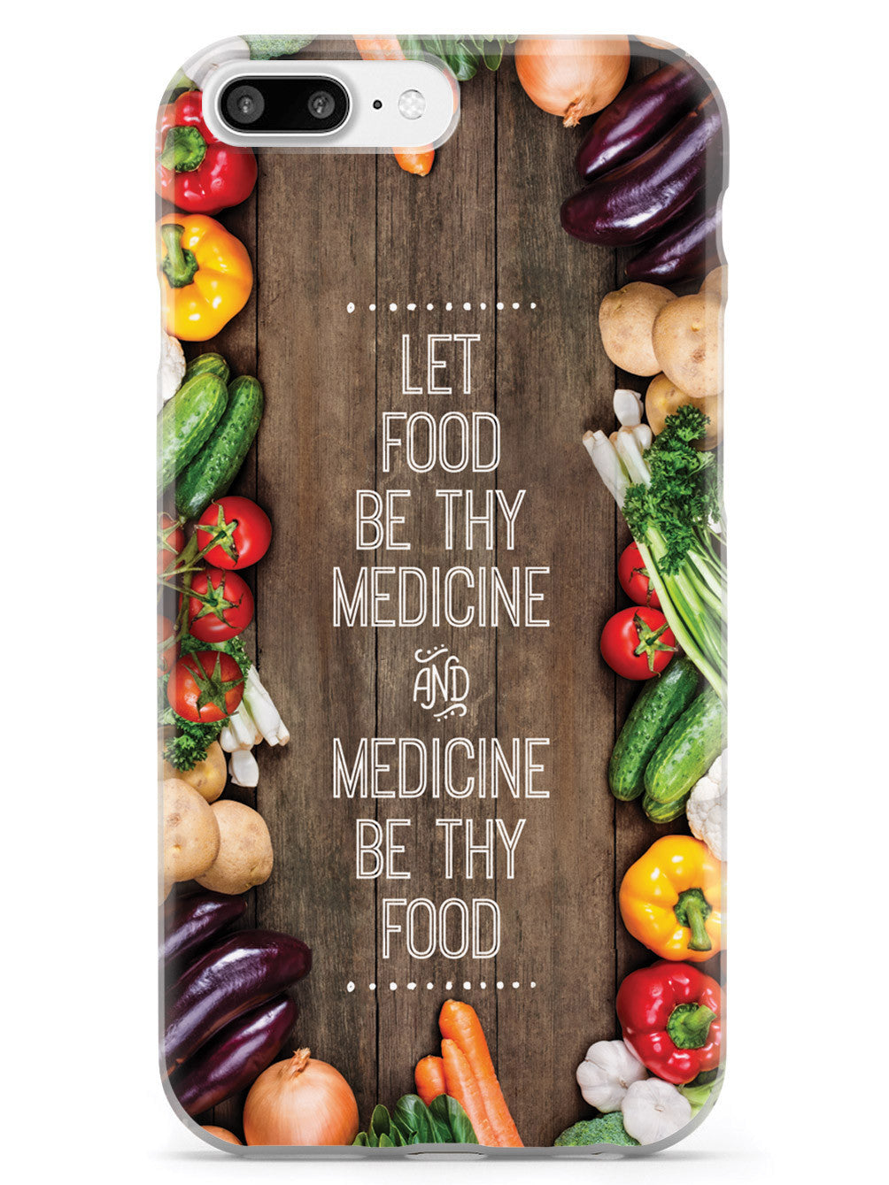 Let Food be Thy Medicine Case