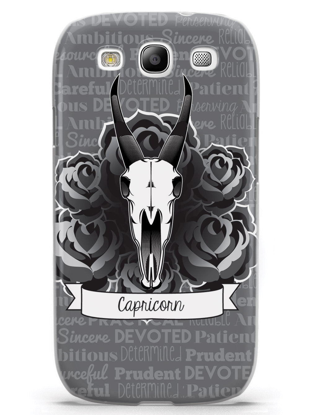 Zodiac Sign - Capricorn Case
