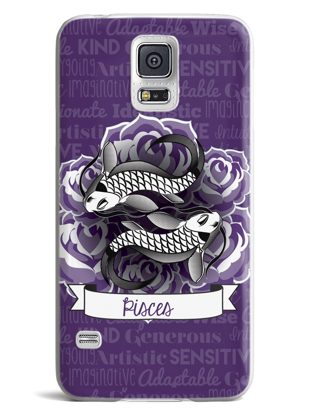 Zodiac Sign - Pisces Case