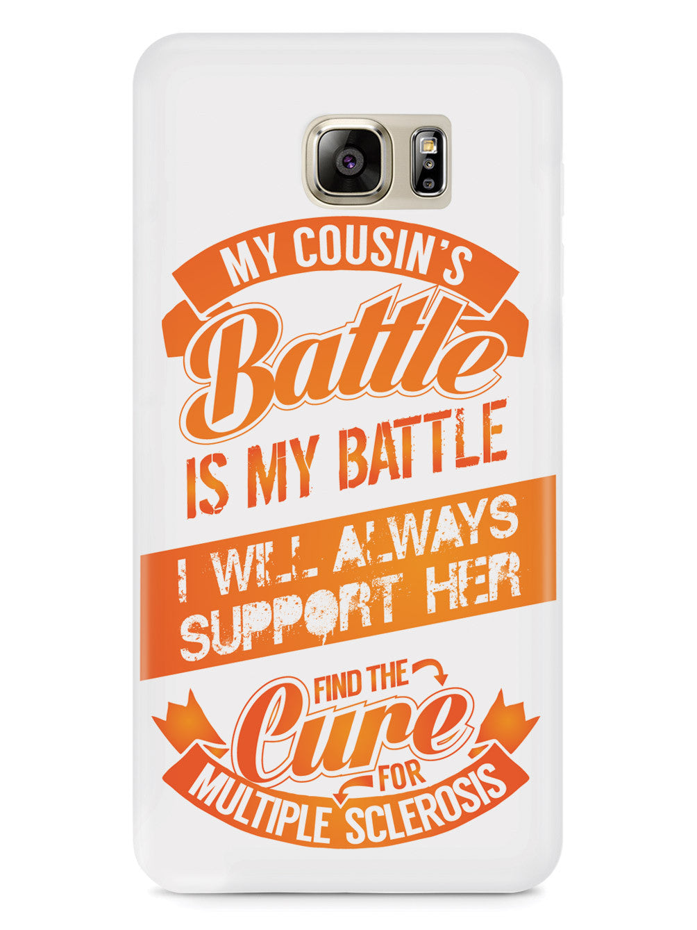 My Cousin's (HER) Battle - Multiple Sclerosis Awareness Case