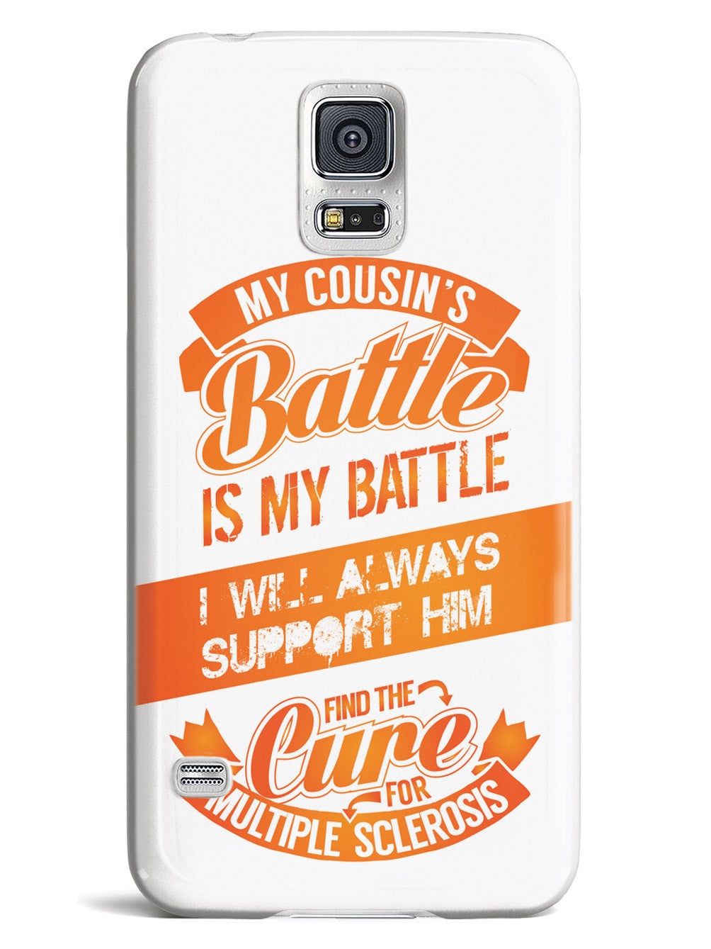 My Cousin's (HIS) Battle - Multiple Sclerosis Awareness Case
