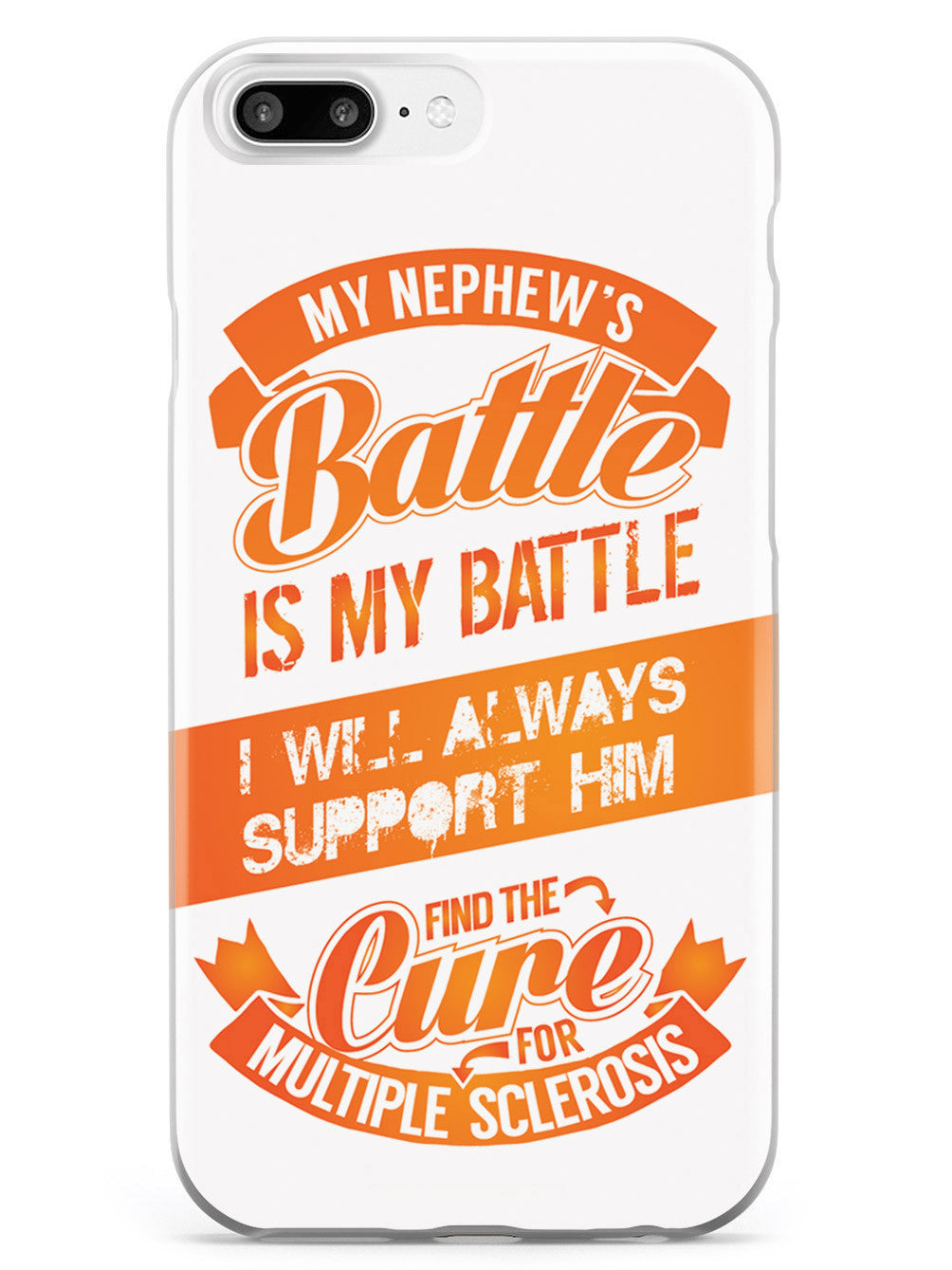 My Nephew's Battle - Multiple Sclerosis Awareness Case