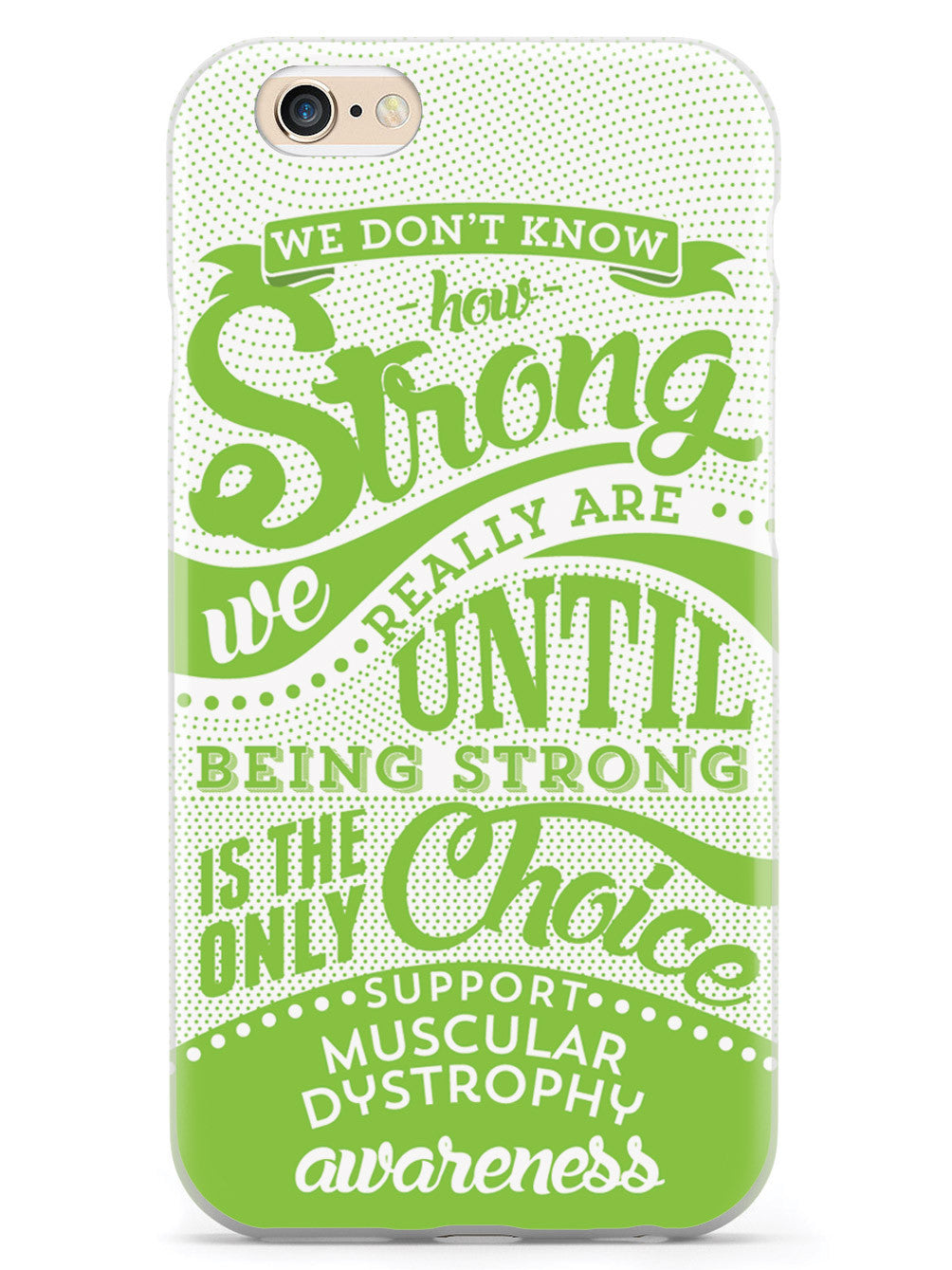 How Strong - Muscular Dystrophy Awareness Case