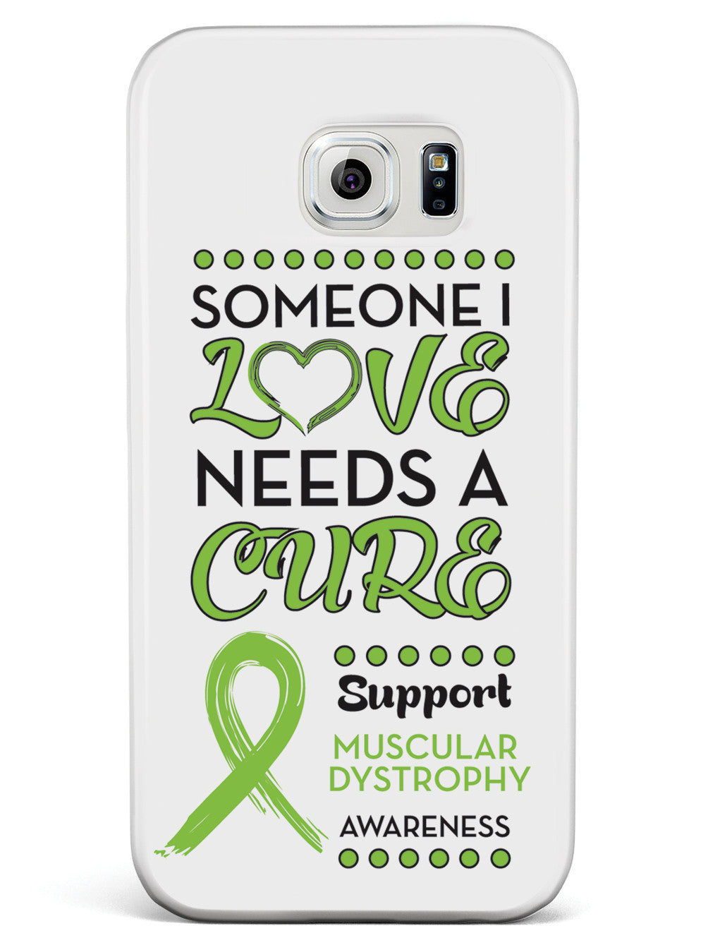 Someone I Love - Muscular Dystrophy Awareness Case