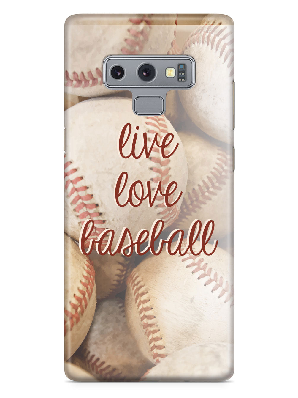 Live Love Baseball Case