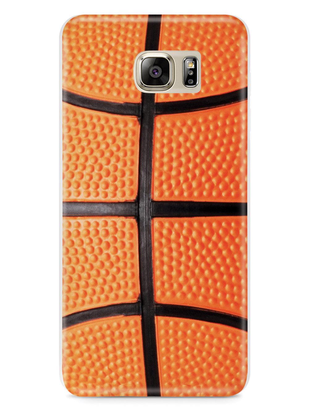 Detailed Textured Basketball Case