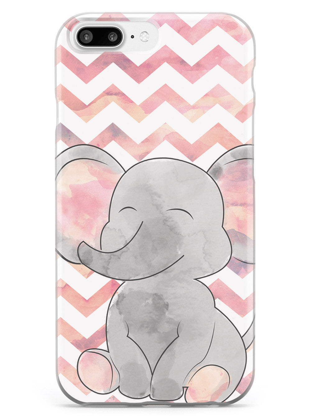 Baby Elephant Chevron Case