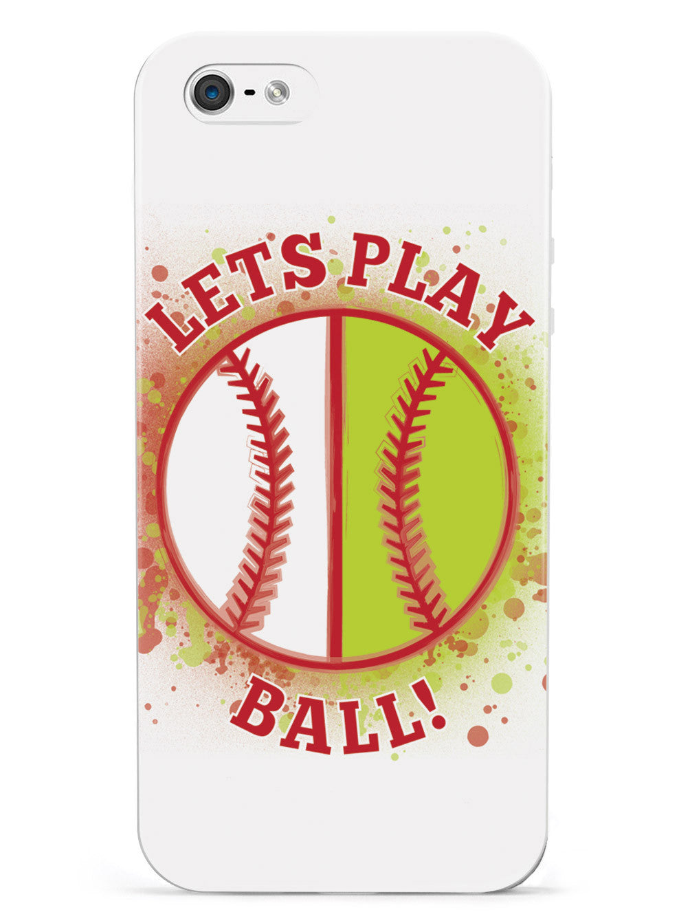 Let's Play Ball Case