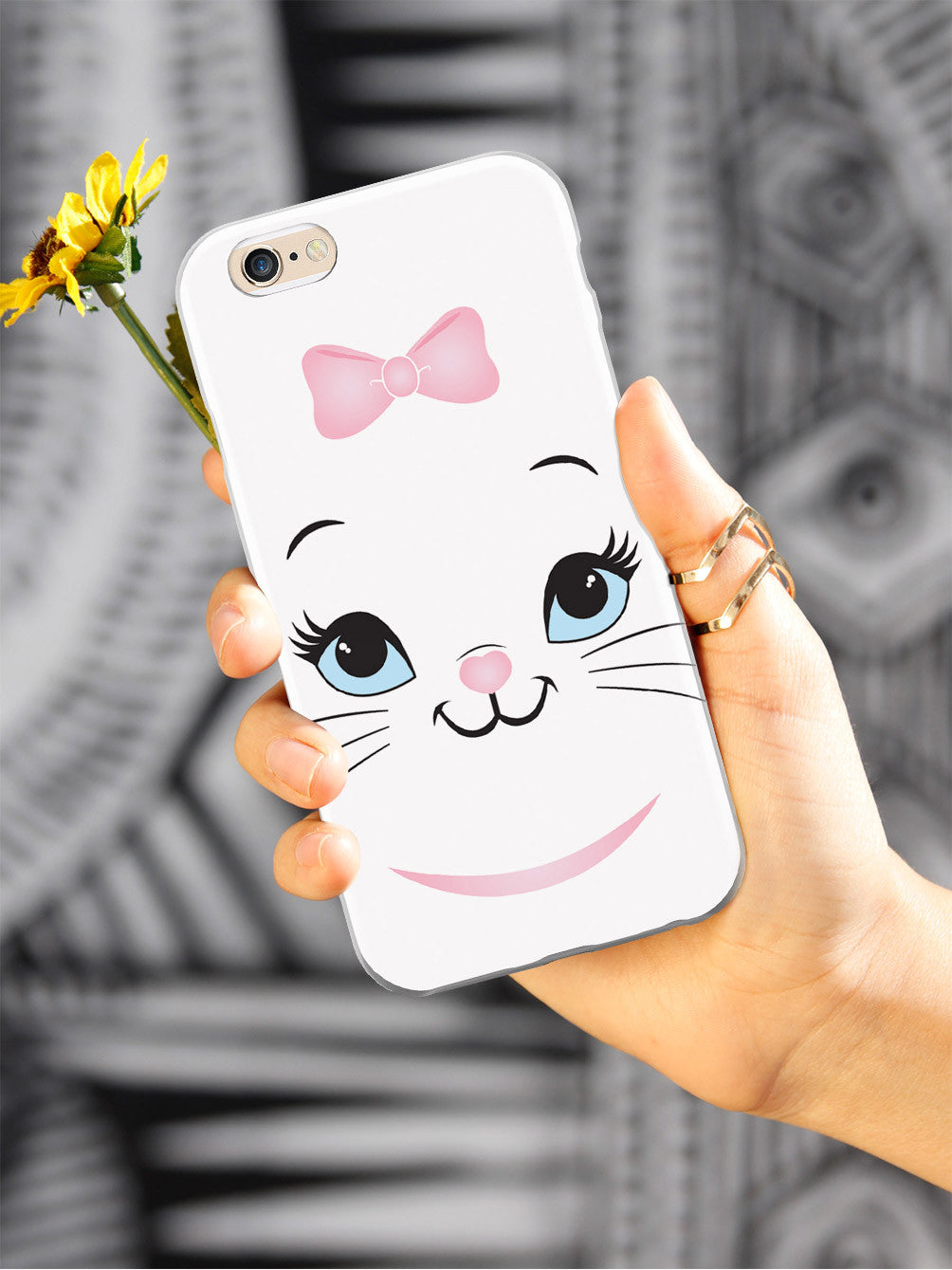 Girly Kitten Case