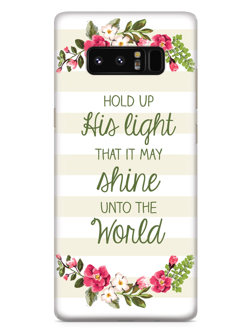 Hold Up His Light - Nephi 18:24 Case