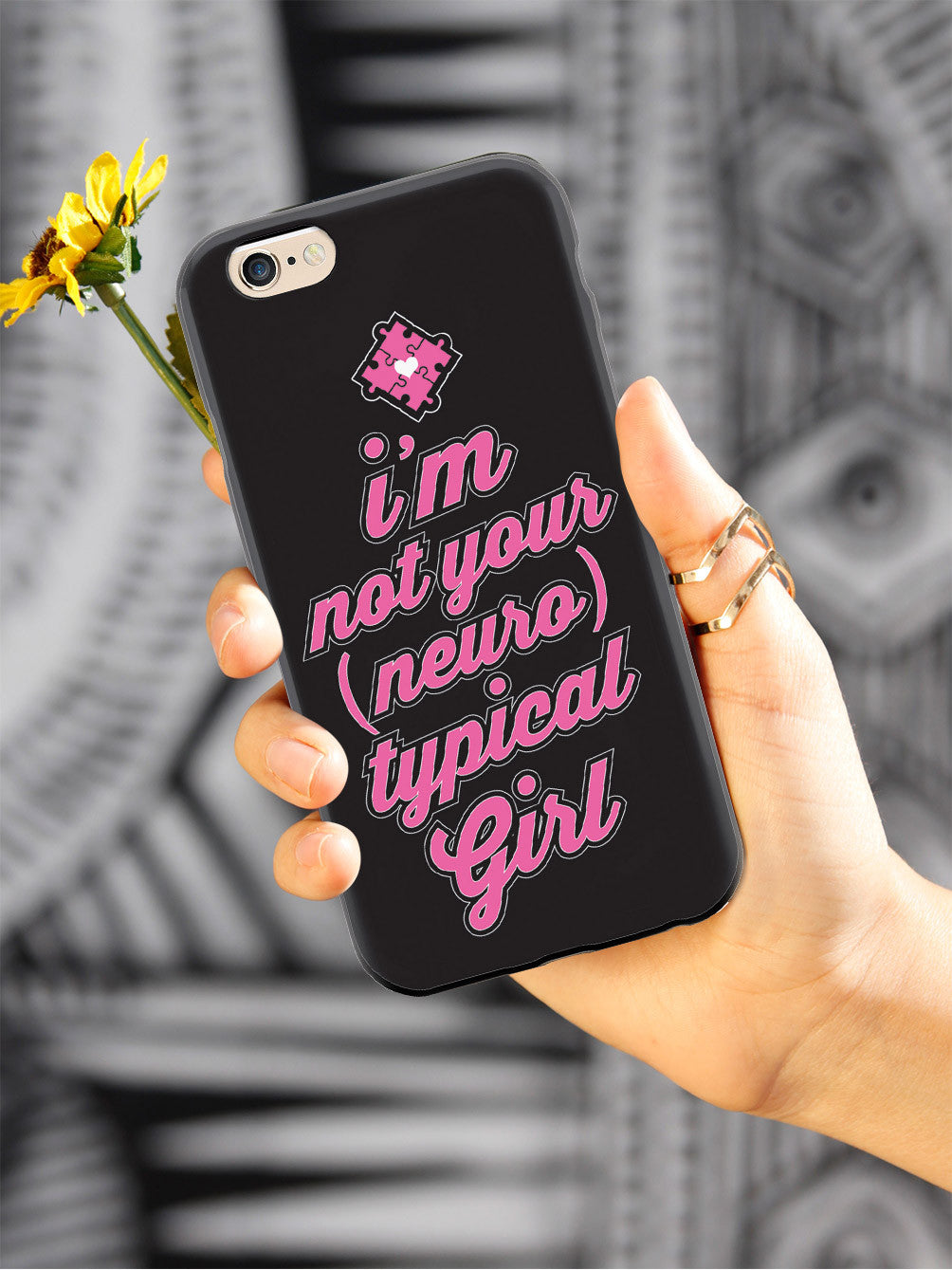 Not Your Neurotypical Girl Case