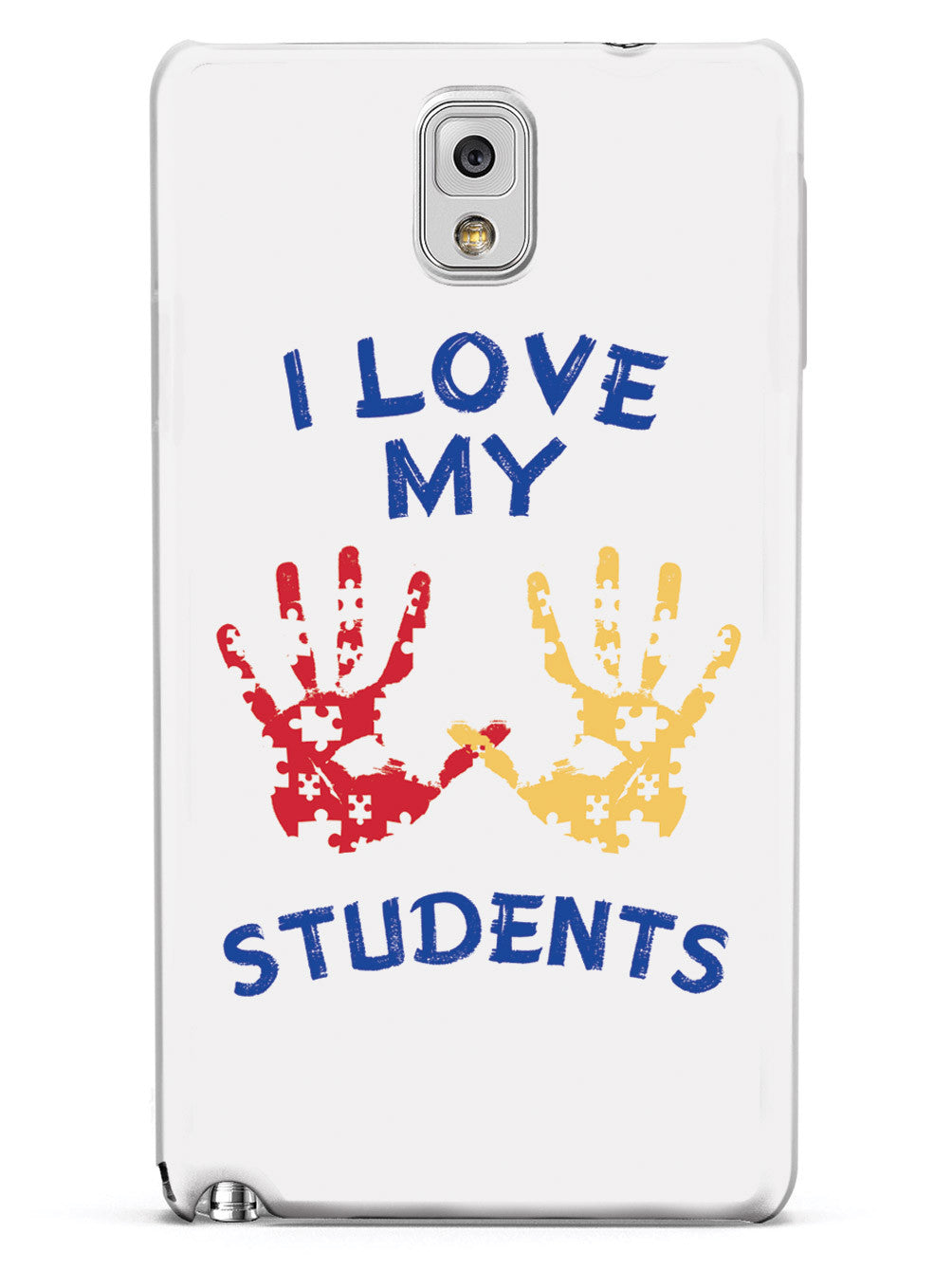 I Love My Students - Teacher Case