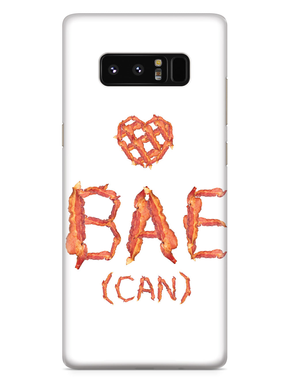 Bae-Can Bacon Case