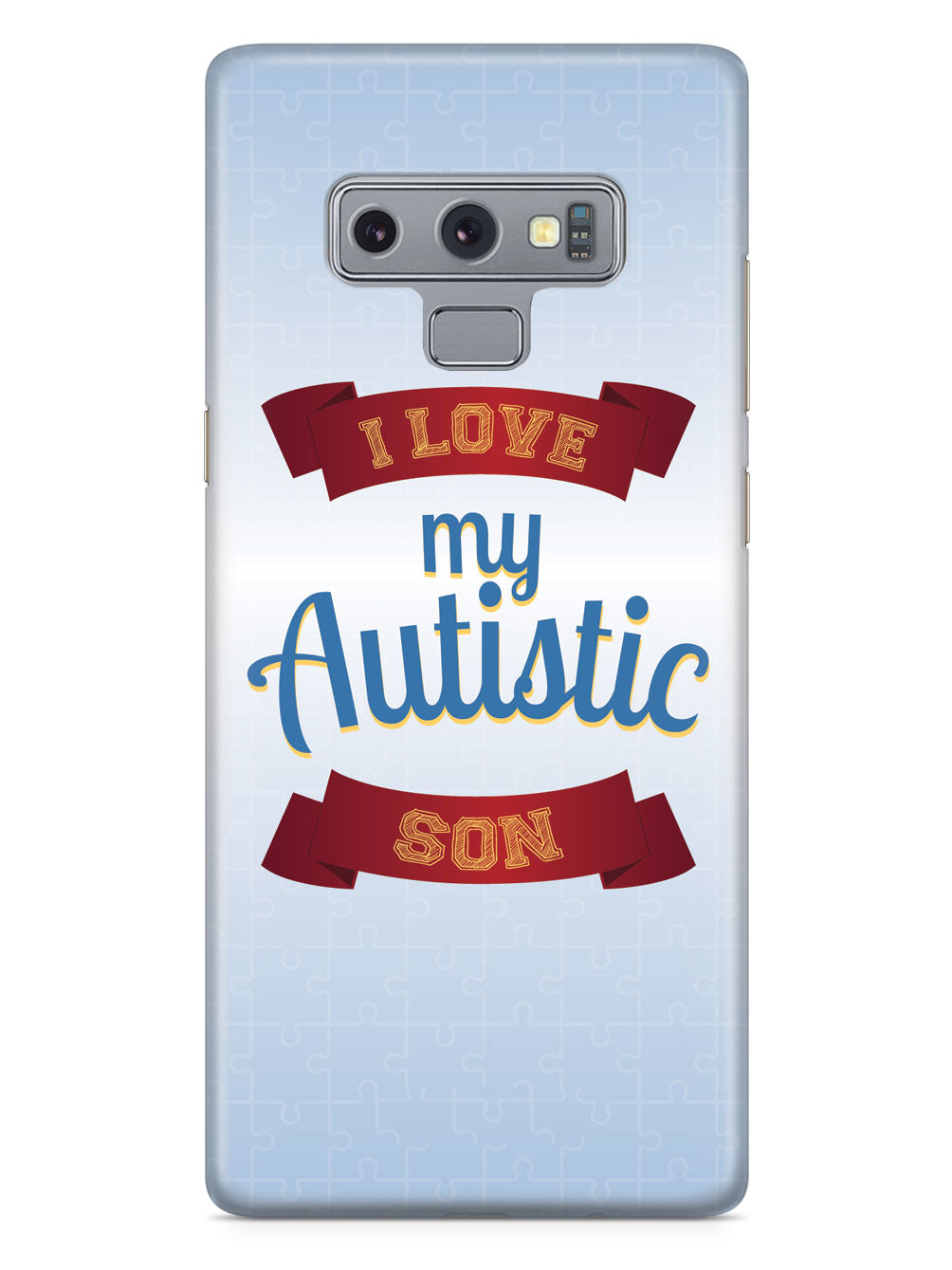 I Love My Autistic Son Case