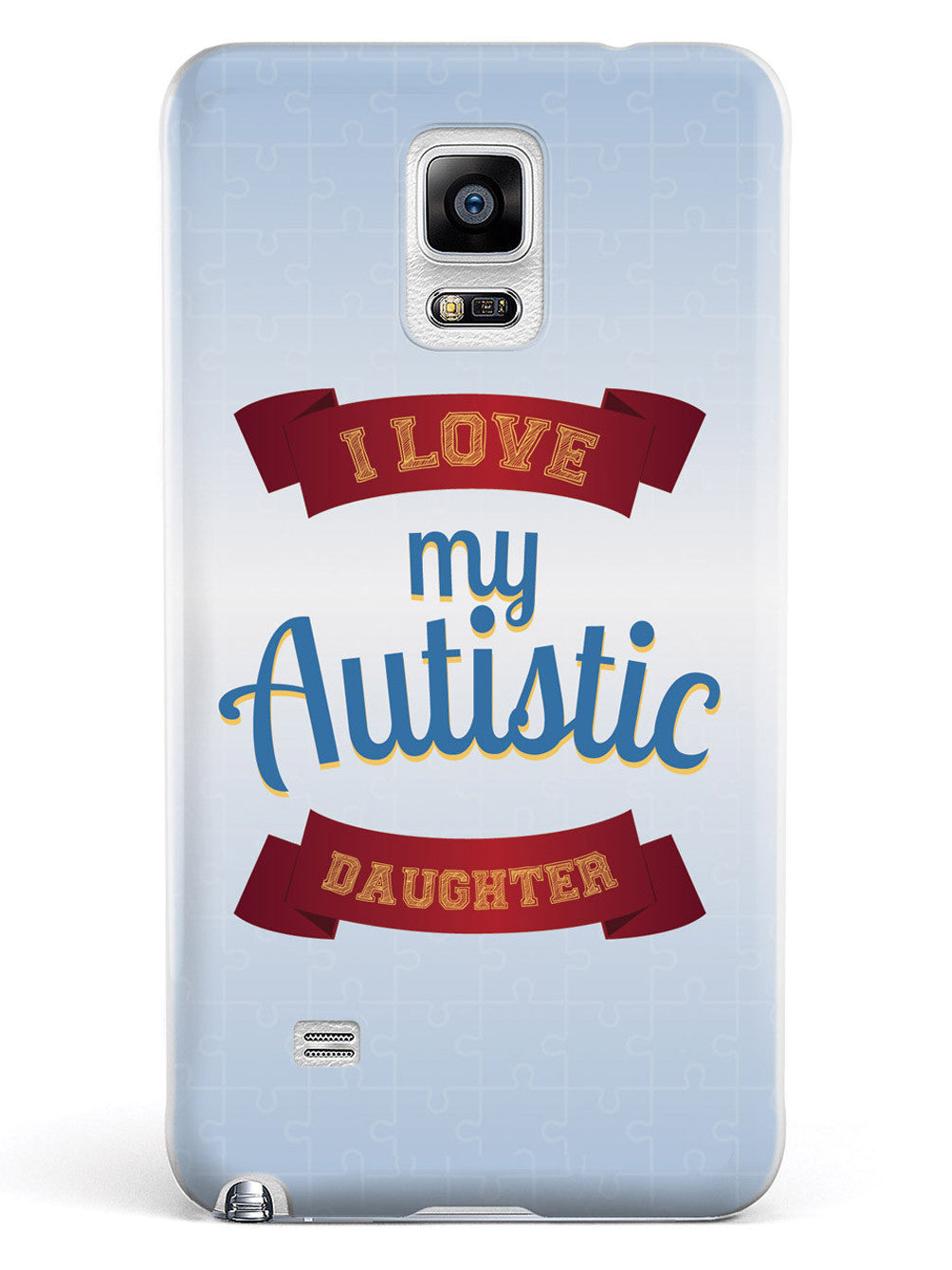 I Love My Autistic Daughter Case