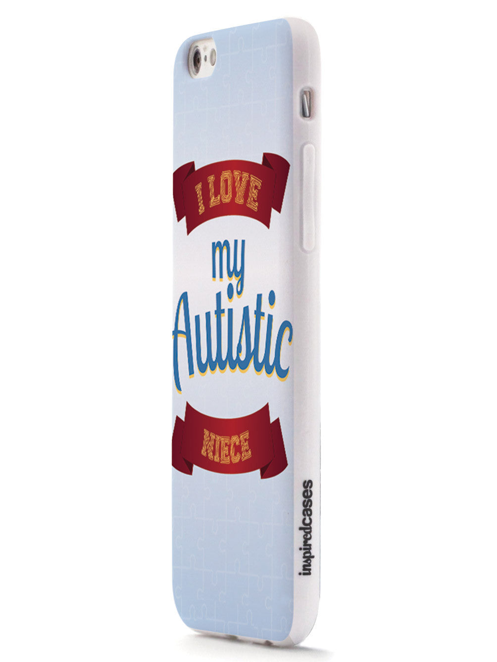 I Love my Autistic Niece - Autism Awareness Case
