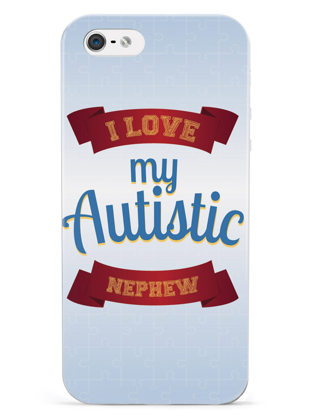 I Love My Autistic Nephew Case
