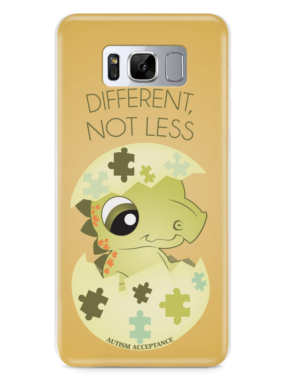Different, Not Less - Dinosaur Case