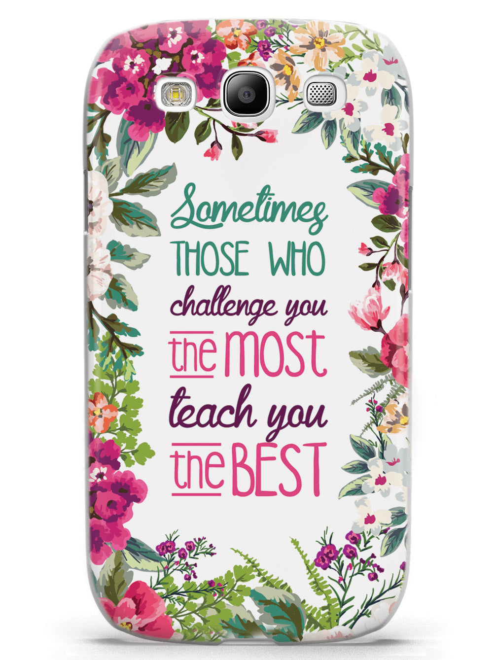 Teach You the Best Case