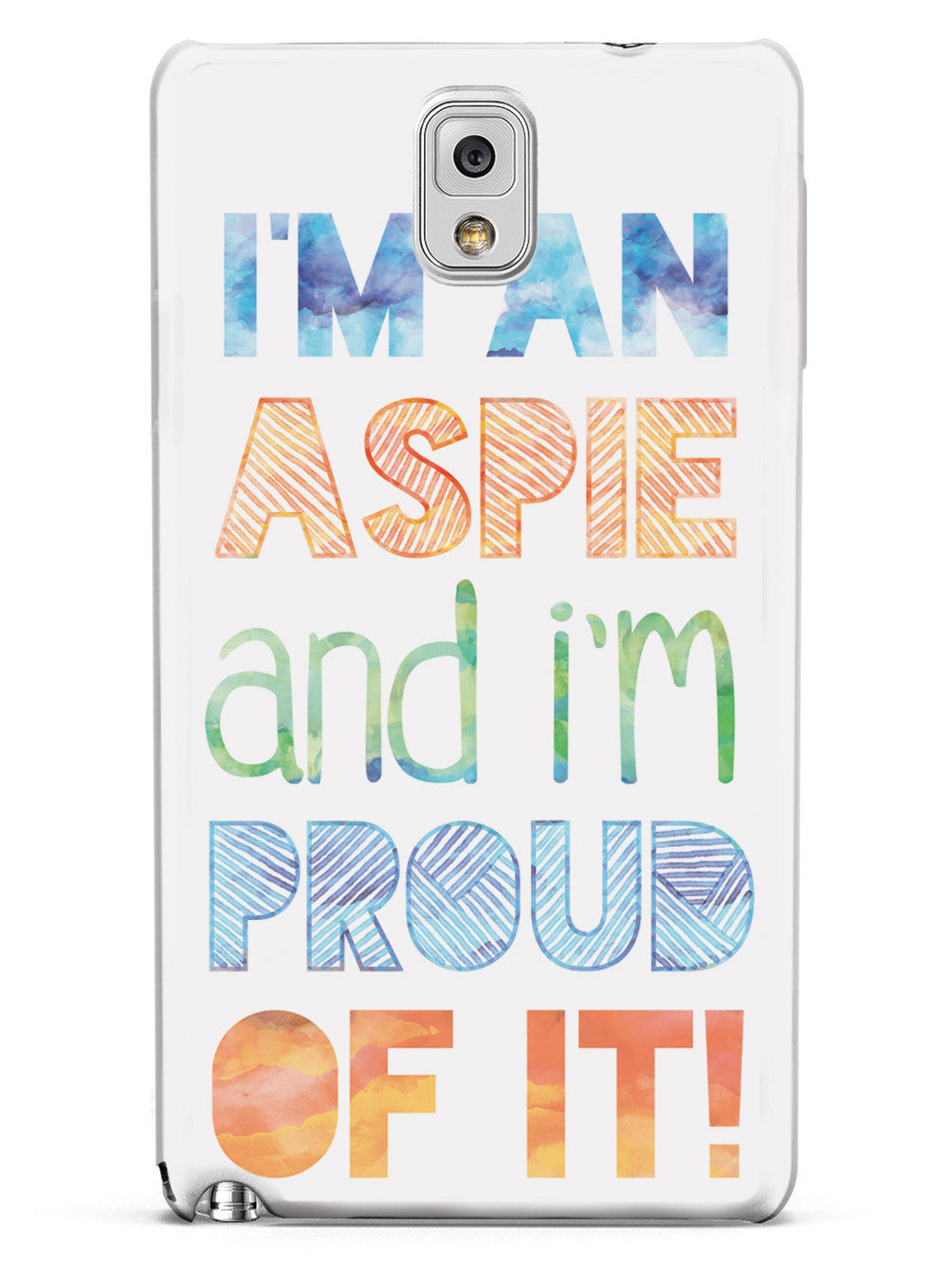 I'm an Aspie and I'm Proud of It! - Aspergers Awareness Case