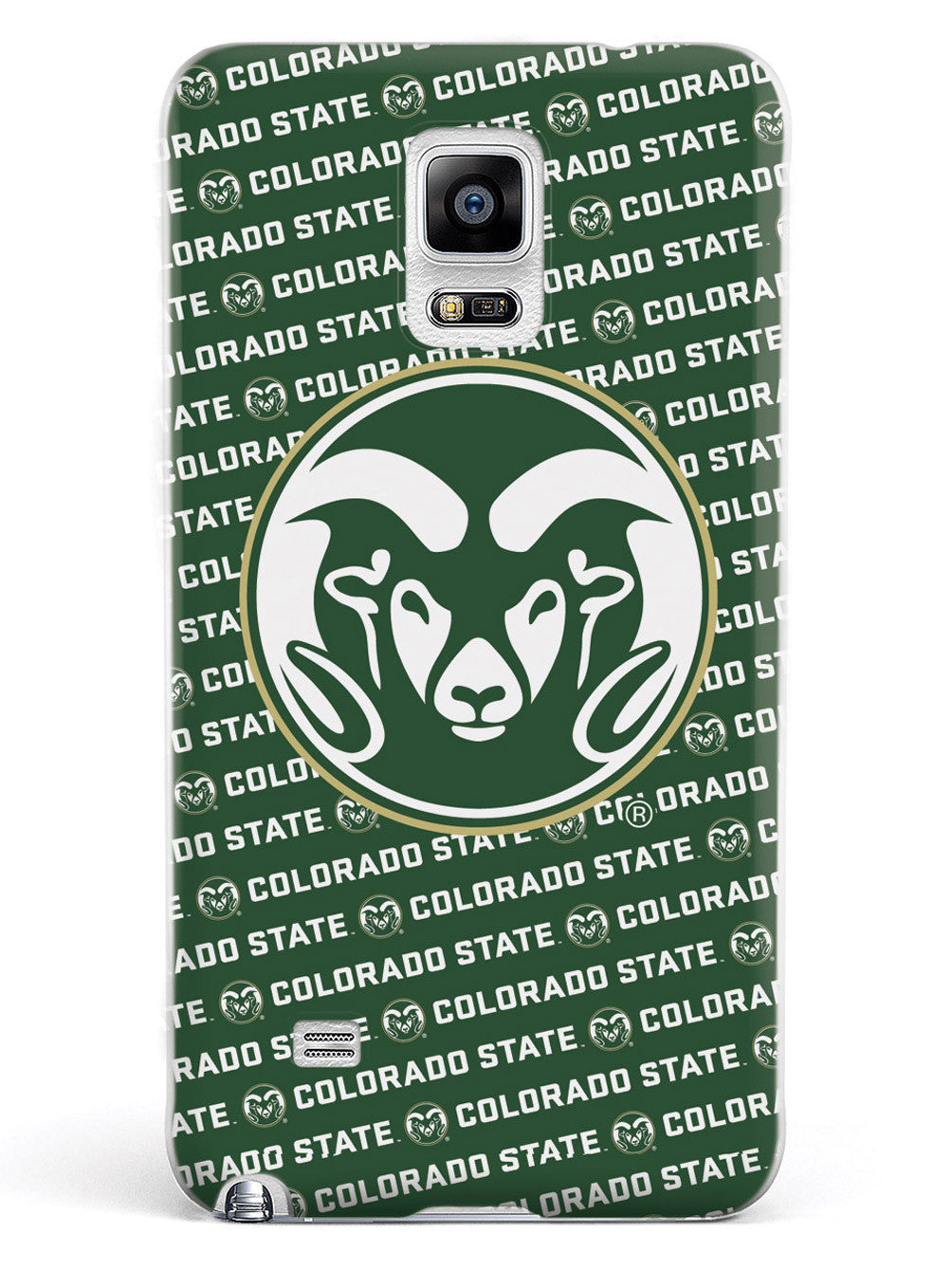 Colorado State Rams Case