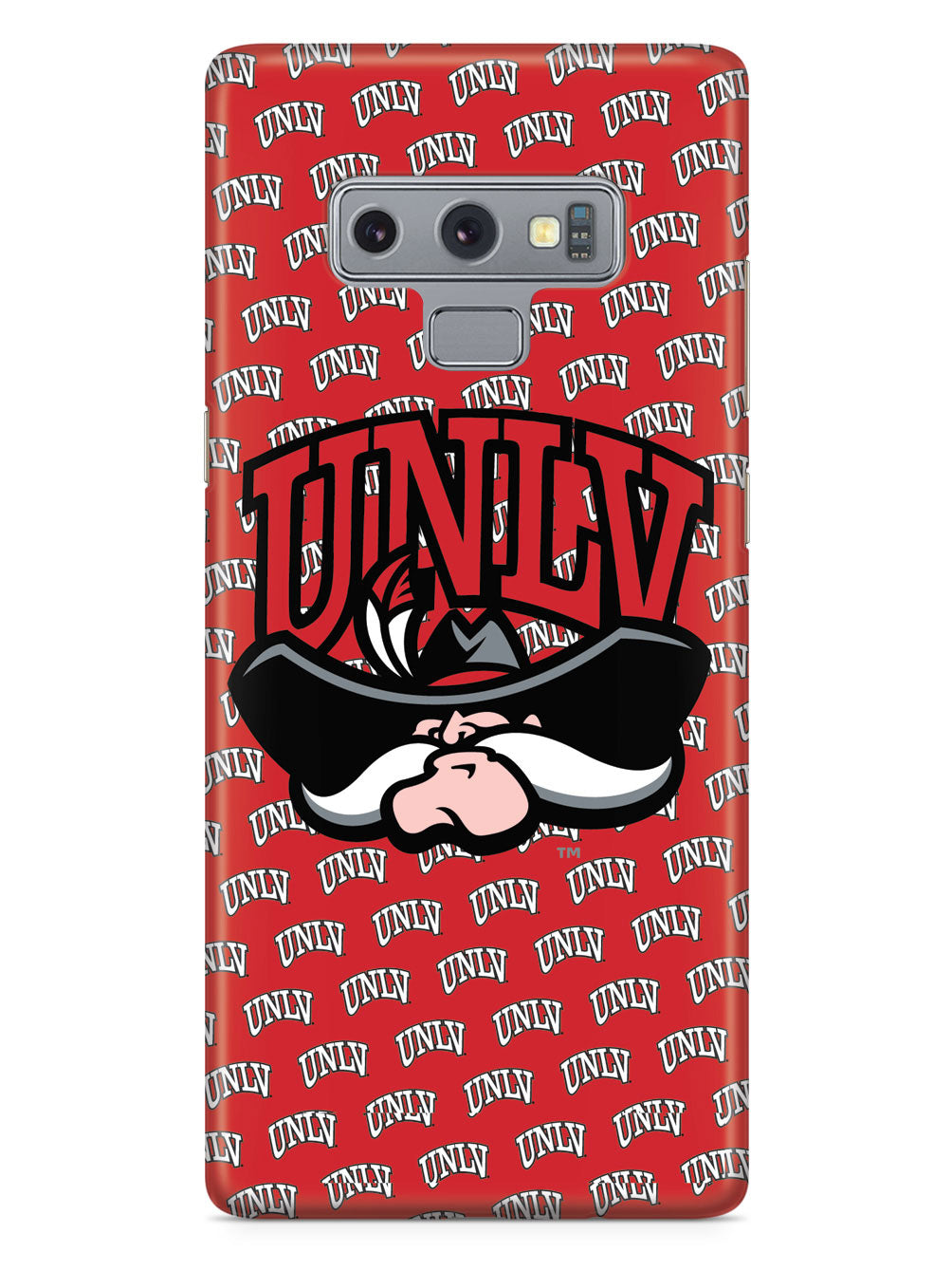 University of Nevada Las Vegas - UNLV Rebels Case