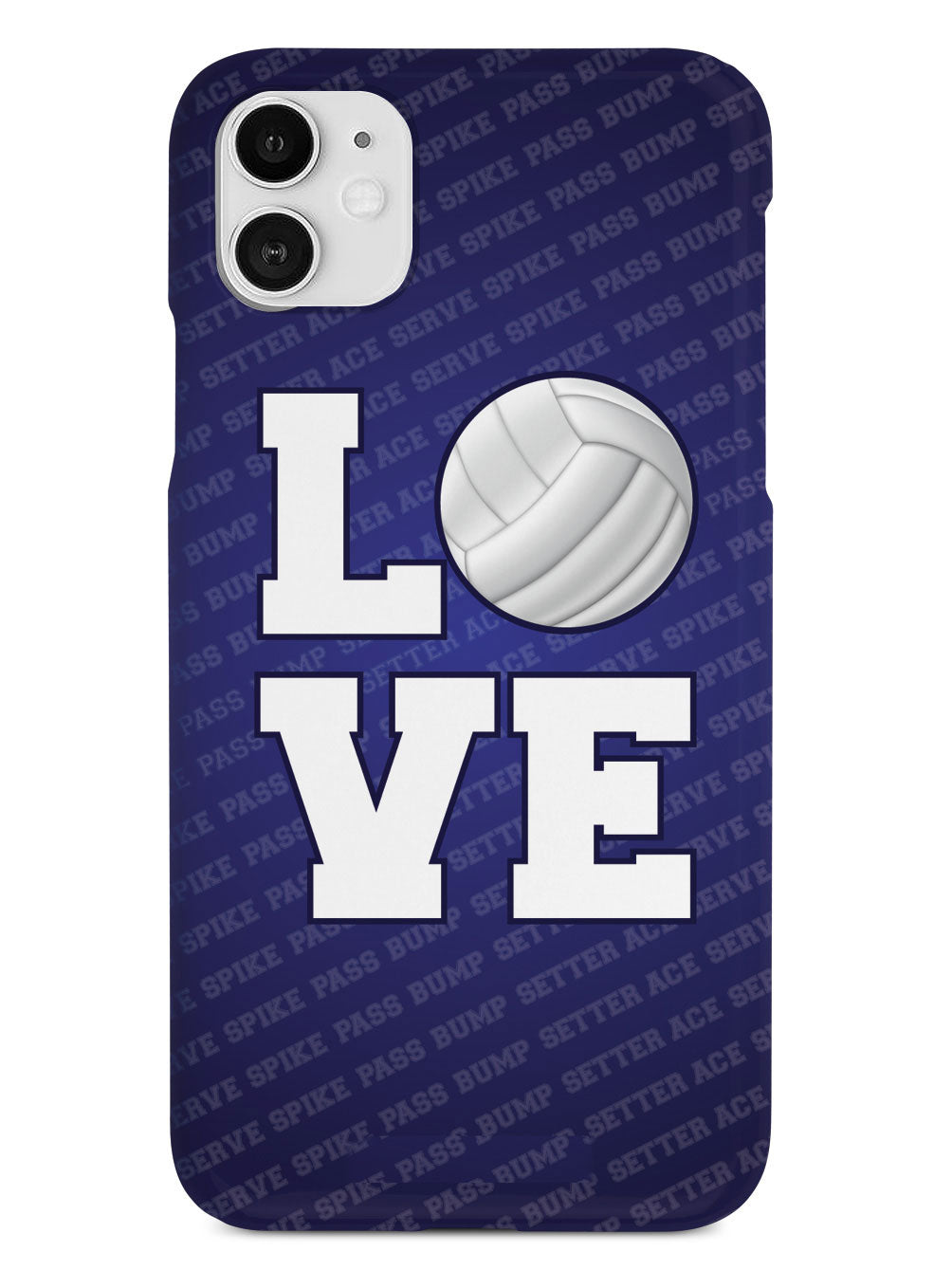 L.O.V.E. Volleyball Case