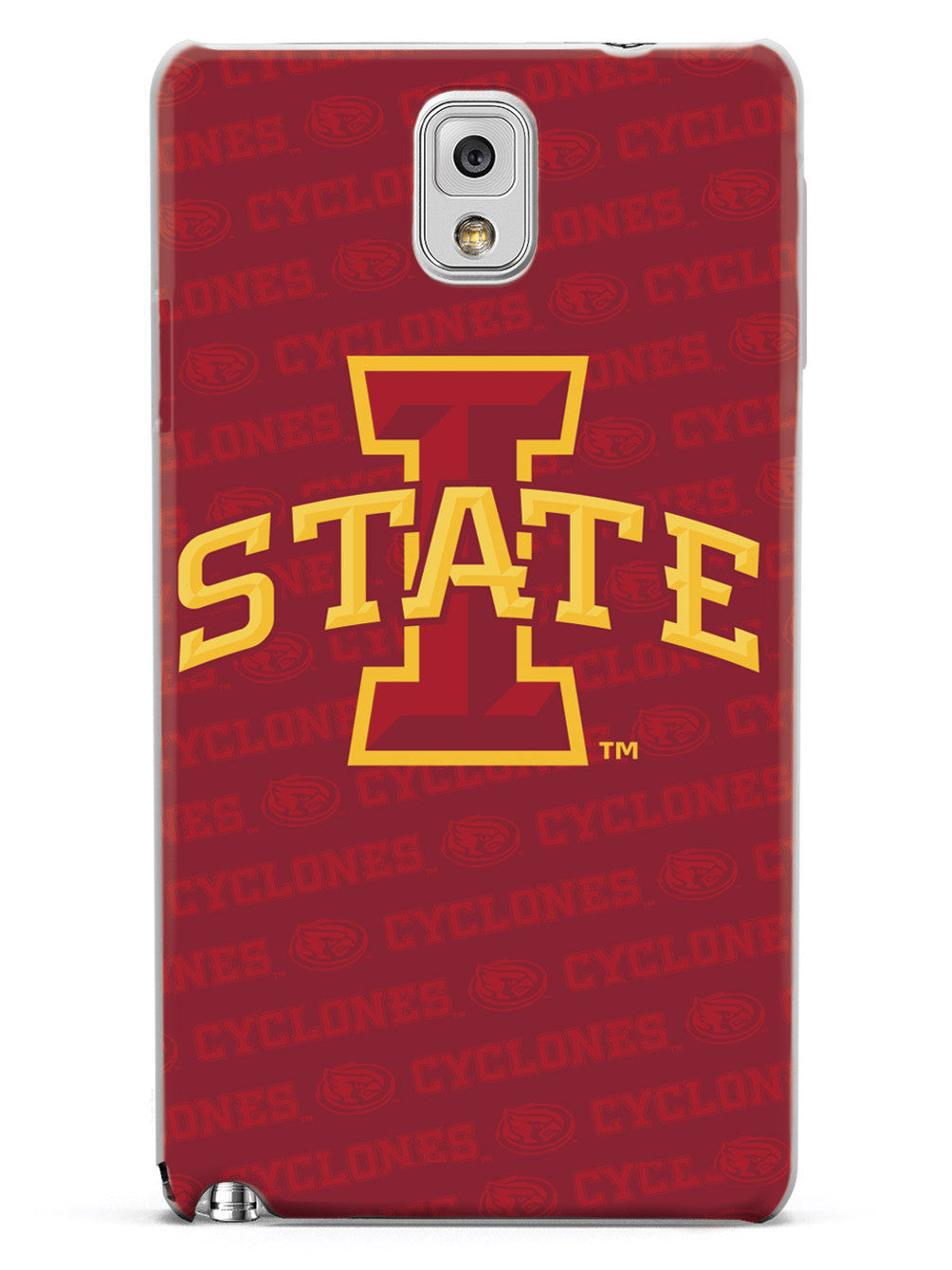 Iowa State University - ISU Case