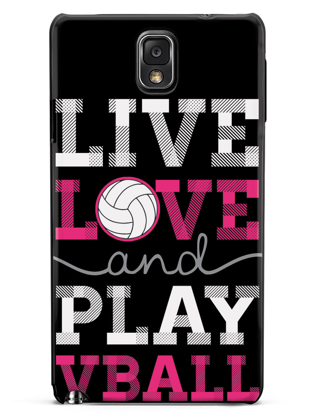 Live Love & Play Vball Case
