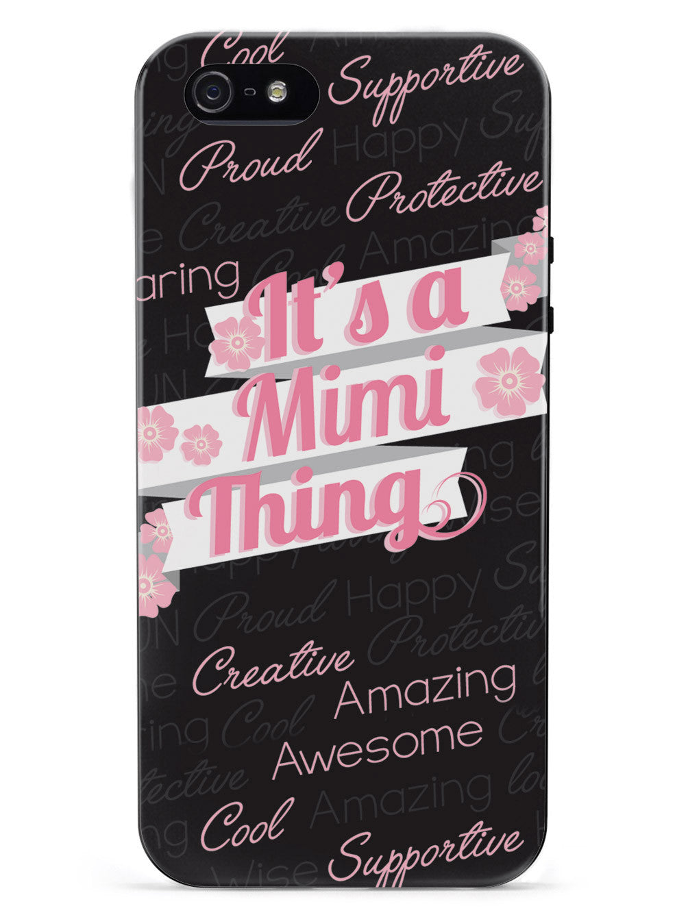 It's a Mimi Thing (Pink) Case