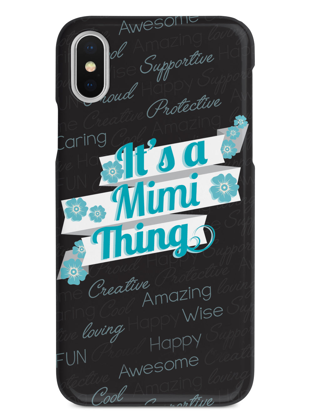 It's a Mimi Thing (Blue) Case