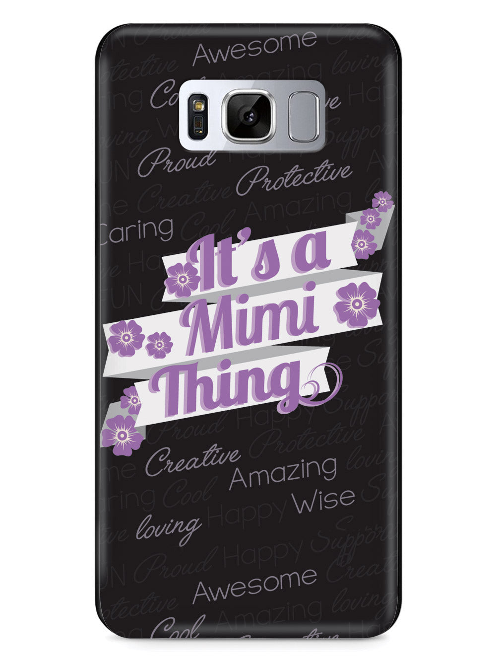 It's a Mimi Thing (Purple) Case