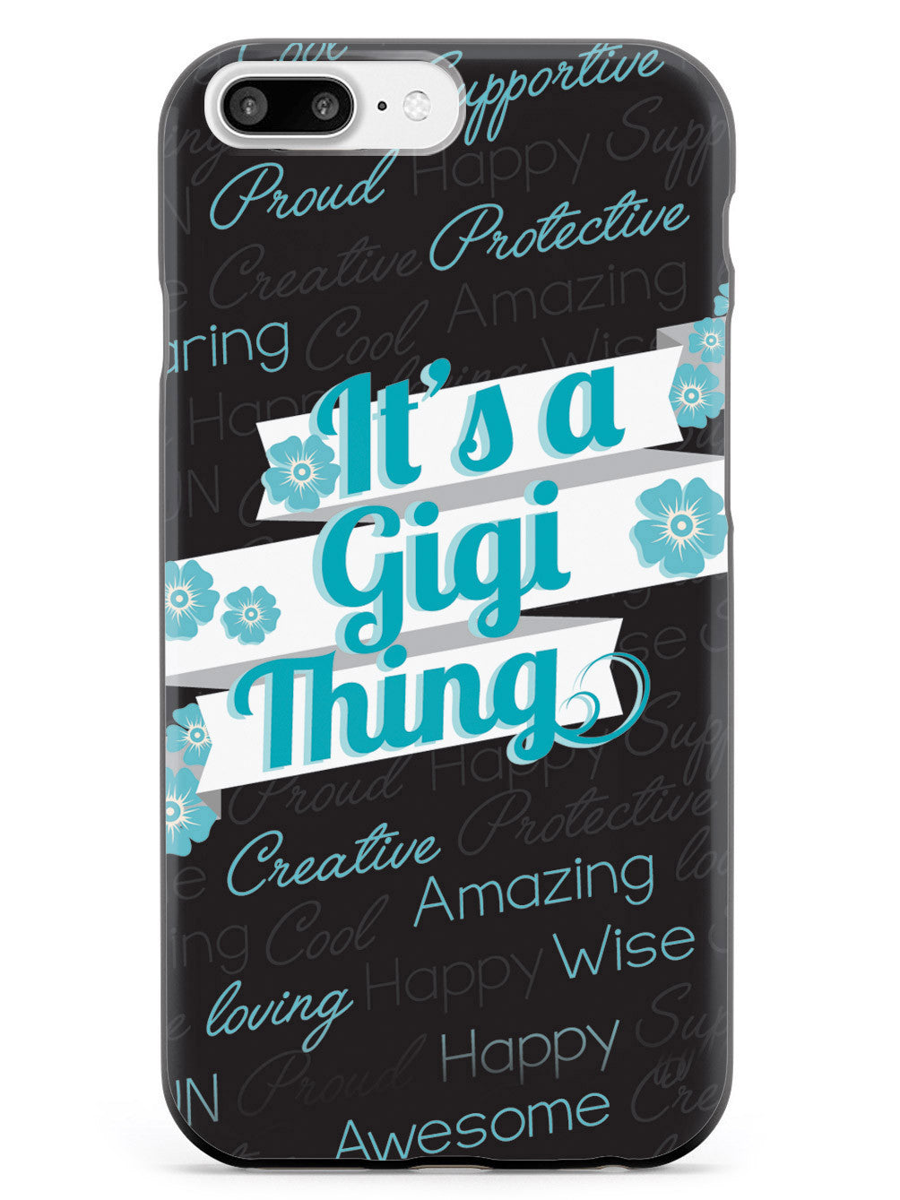 It's a Gigi Thing (Blue) Case