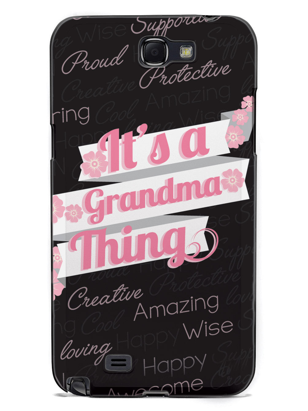 It's a Grandma Thing (Pink) Case