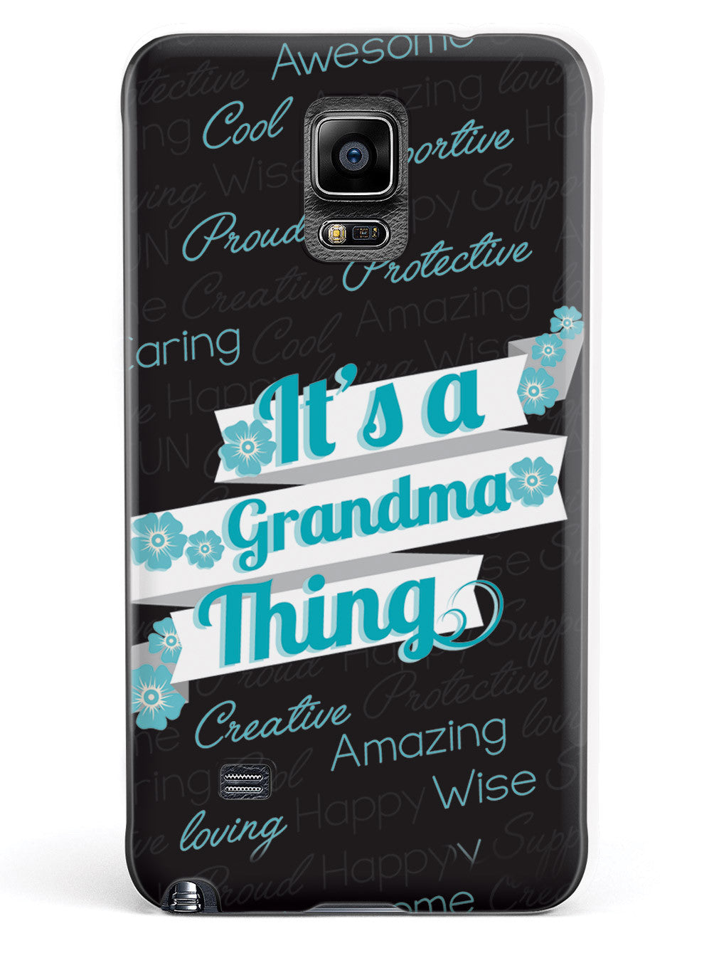 It's a Grandma Thing (Blue) Case