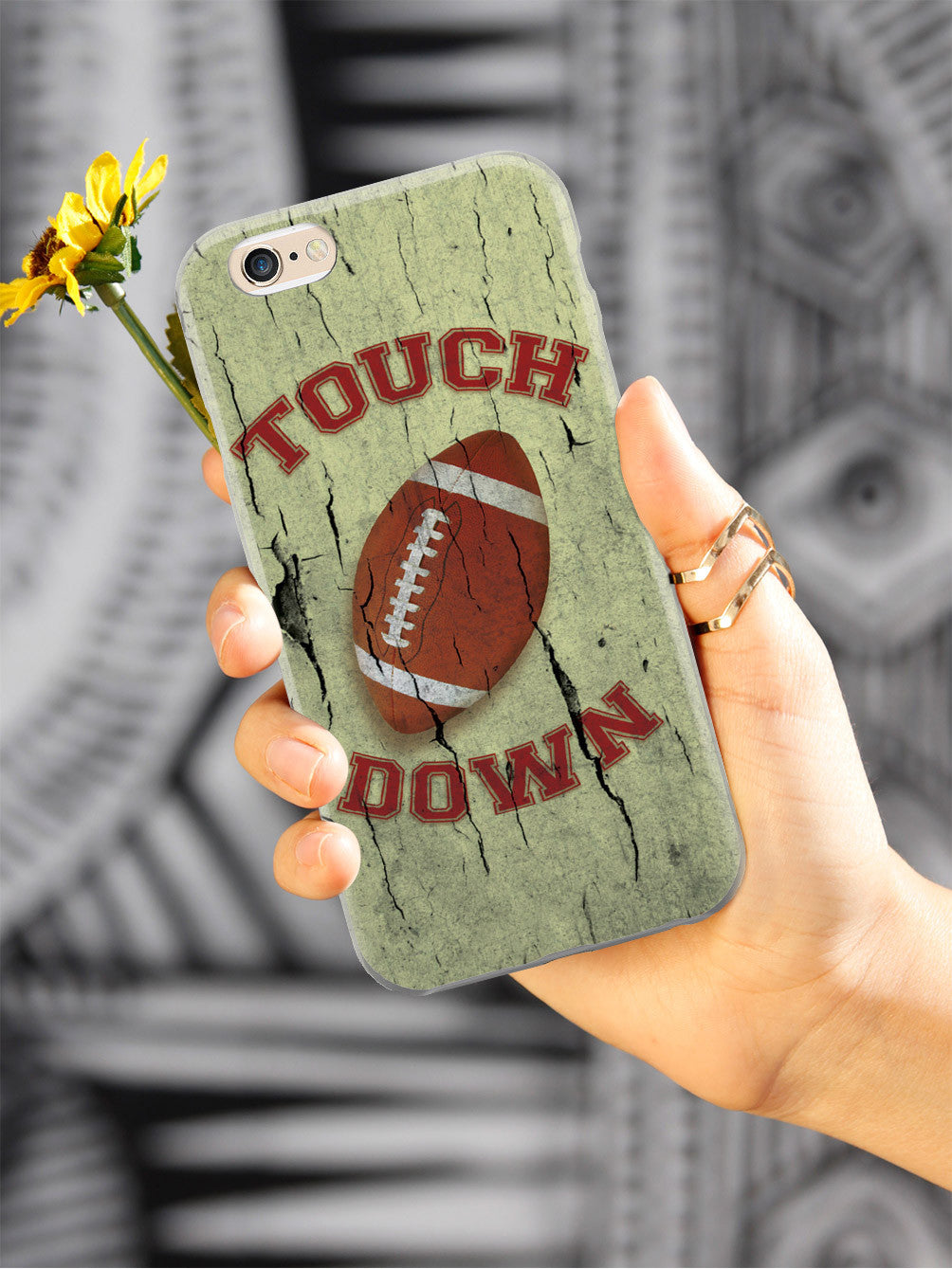Touch Down - Football Case