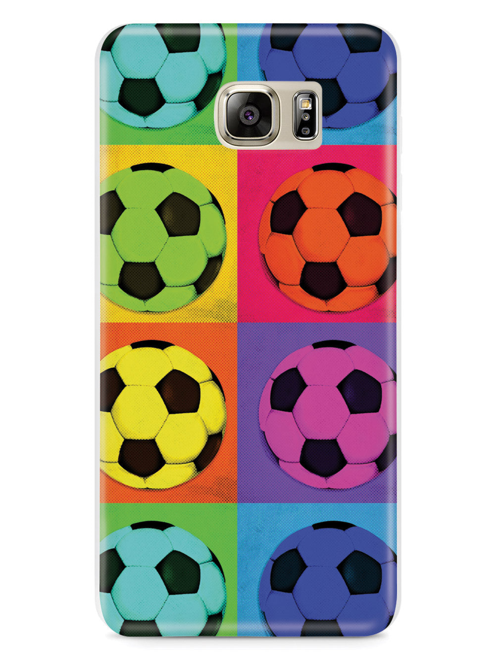 Pop Art - Soccer Case