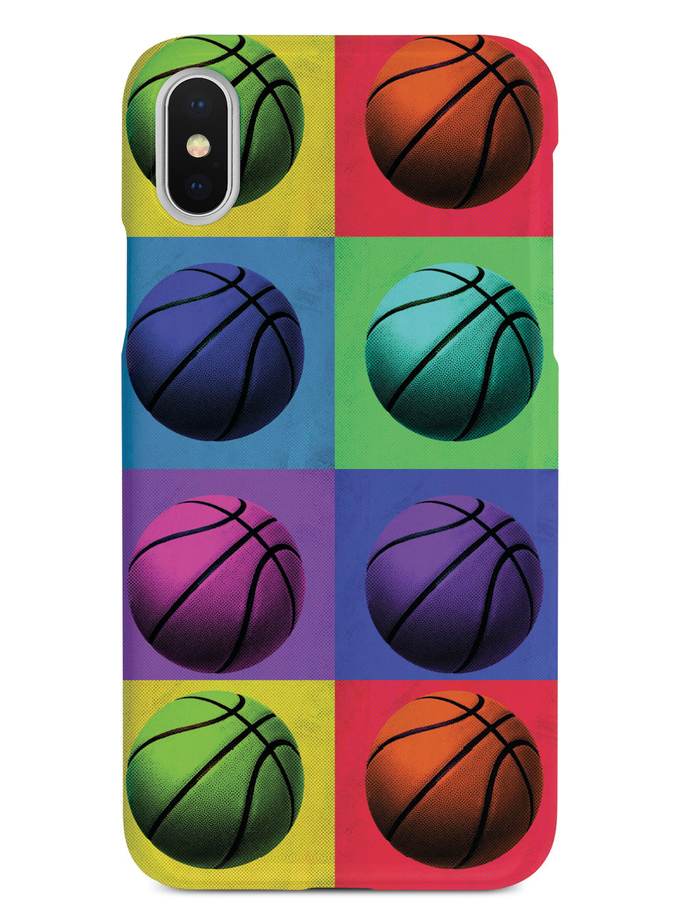 Pop Art - Basketball Case